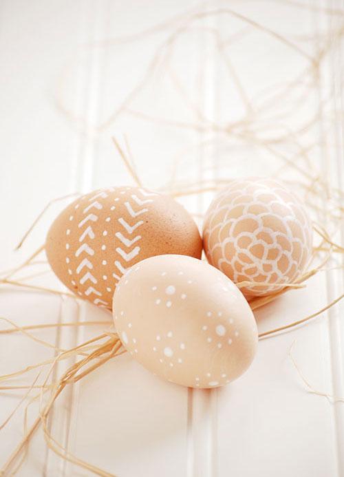Easter Eggs via Joy Ever After